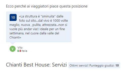 chianti-best-house-casa-indipendente-nel-centro-del-chianti-recensioni-ospiti-booking
