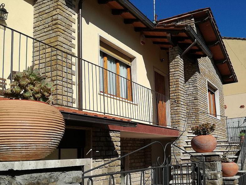 casa vacanze chianti best house facciata della casa